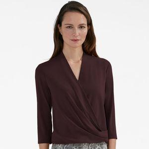 EUC MM LaFleur Deneuve 3.0 blouse